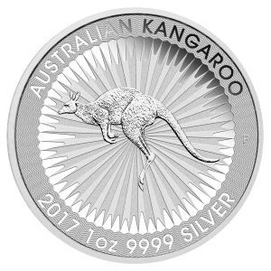 AUSTRALIA / AUSTRALIE $1 2017 Year of the Rooster / Année du coq