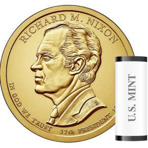 USA $1 2016P Richard Nixon Roll (25pcs)