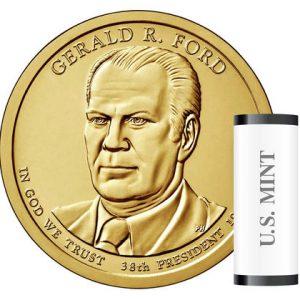 USA $1 2016P Gerald Ford Roll (25pcs)