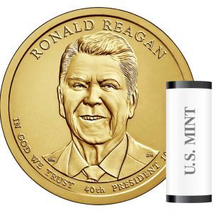 USA $1 2016P Ronald Reagan Roll (25pcs)