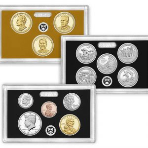 USA Proof Silver Set 2016S 13pcs