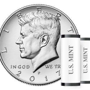 USA $½ 2017D Kennedy