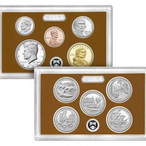 USA Proof Set 2017