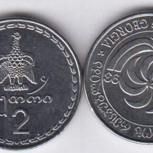 GEORGIA 2 Thetri 1993
