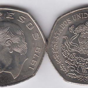 MEXICO 10 Pesos 1979