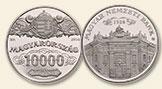 HUNGARY 10000 Forint 2014 silver Magyar Nzmzeti Bank Proof