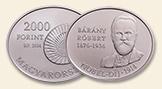 HUNGARY 2000 Forint 2014 Robert Barany