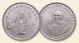 HUNGARY 2000 Forint 2015 Kalman Szell