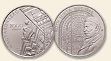 HUNGARY 2000 Forint 2015 Miksa Roth