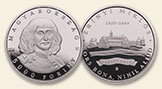 HUNGARY 5000 Forint 2014 silver Miklos Zrinyi Proof