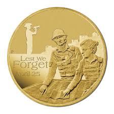 AUSTRALIA $1 2017 Anzac Day