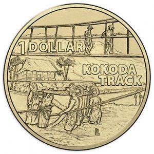 AUSTRALIA $1 2017 Kokoda Track WWII