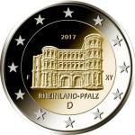 GERMANY 2 Euro x5 2017 A D F G J