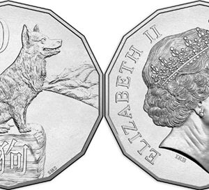 AUSTRALIA 50 Cents 2018 Year of the dog