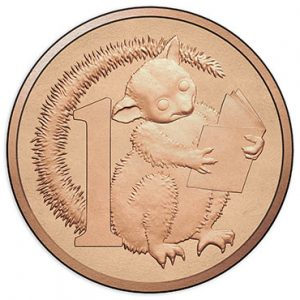 AUSTRALIA Mint Set Possum Magic, 8pcs