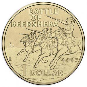 AUSTRALIA $1 2017 Beersheba Battle