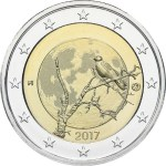 FINLANDIA 2 EUR 2017 bimetal, Finnish Nature