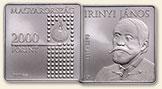 HUNGARY 2000 Forint 2017 Janos Irinyi