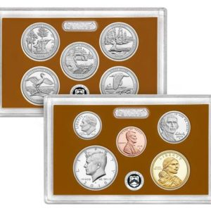 USA Proof Set 2018