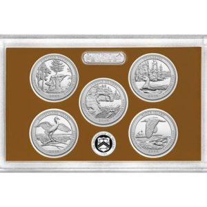 USA Quarters Proof Set 2018