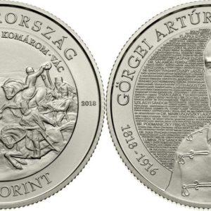 HUNGARY 2000 Forint 2018 – Artur Görgei