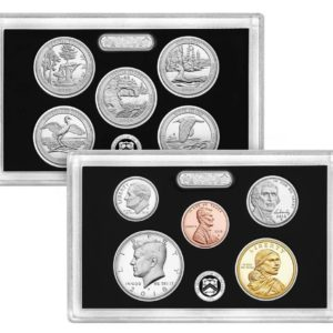 USA Silver Proof Set 2018