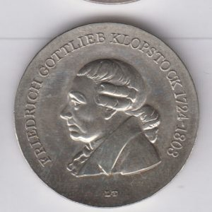 EAST GERMANY 10 Mark 1979 KM73 - Ludwig Fuerbach